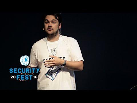 Frans Rosén The Secret life of a Bug Bounty Hunter - Security Fest 2016