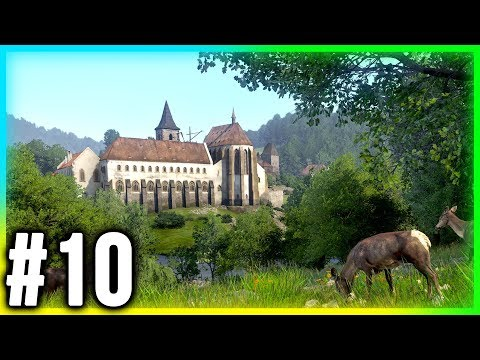 Kingdom Come: Deliverance Walkthrough Part 10 - HOUSE OF GOD + MY LADY STEPHANIE!