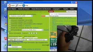 Como usar o Controle de PS3 no PC por Bluetooth