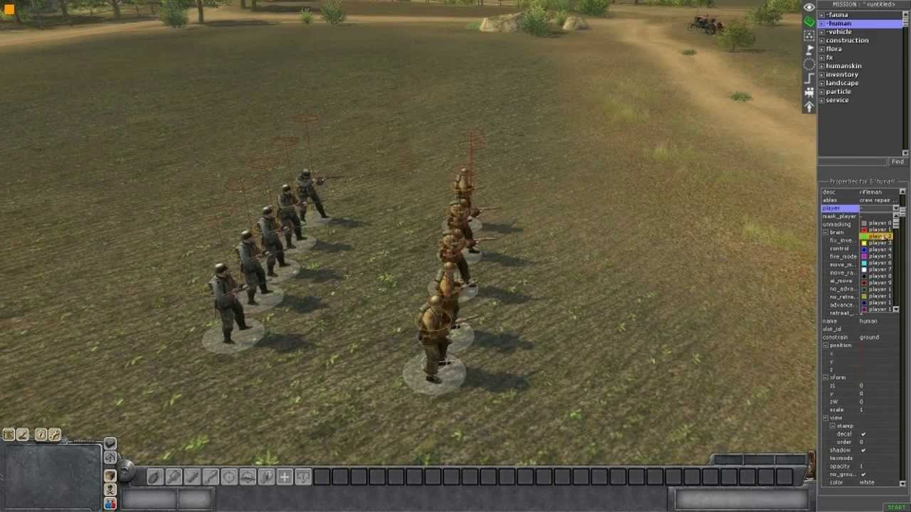 Men of war how to make your own battles with gem editor youtube gumiabroncs Images