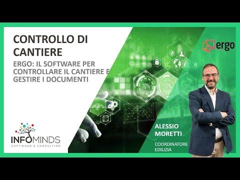 ERGO: il software per controllare il cantiere e gestire i documenti