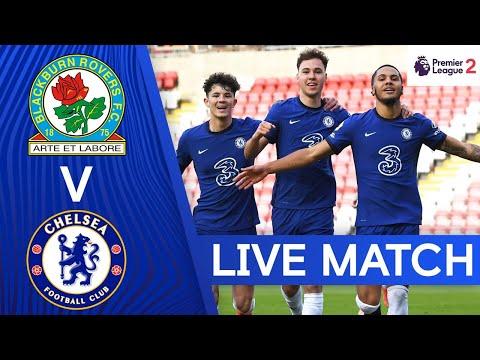 Blackburn Rovers v Chelsea | Premier League 2 | Live Match