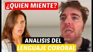 Análisis del LENGUAJE CORPORAL Shane VS Tati!!!! (ESPAÑOL)