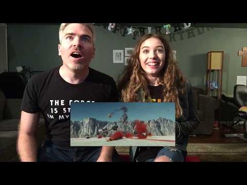 Thumbnail: Star Wars The Last Jedi Trailer 2 - Reaction