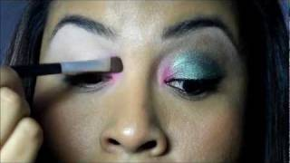 Green and Pink Look (Jesses Girl) Thumbnail