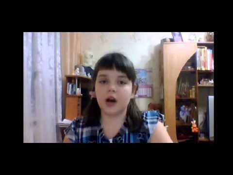 Девочка рассказывает как стать феей :D