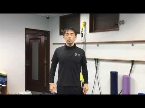 体幹トレーニング・立位編