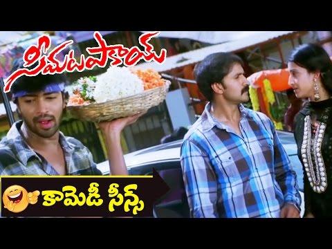 Allari Naresh Selling Flowers Comedy Scene || Seema Tapakai Movie || Allari Naresh, Poorna