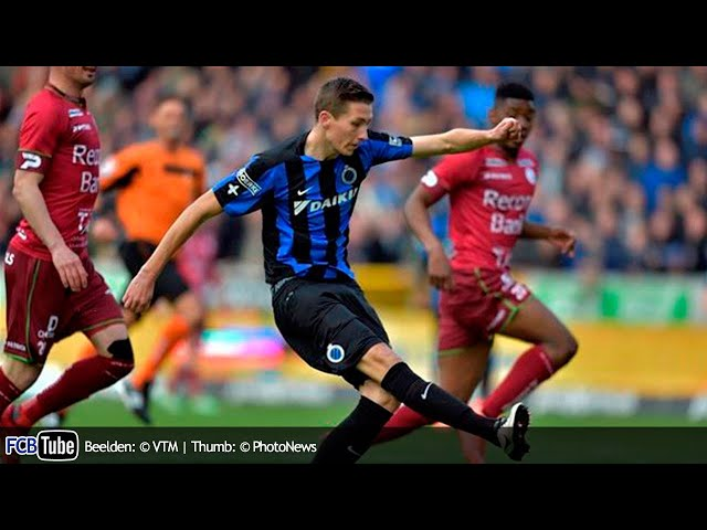 2015-2016 - Jupiler Pro League - PlayOff 1 - 05. Club Brugge - Zulte Waregem 5-0