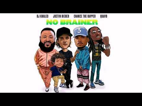 ( 1 HOUR ) No Brainer - Dj Khaled Ft. Justin Bieber, Quavo, Chance The Rapper