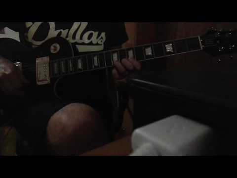 Ligabue-Certe Notti (Solo Guitar Cover)