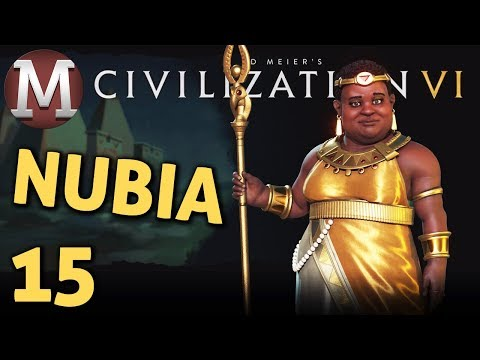 Civilization 6 - Let's Play Nubia #15 - Finale