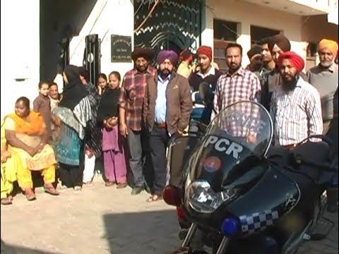 गुरुनानक नगर,त्रिपड़ी के आम लोगों की समस्या PUNJAB SUN NEWS