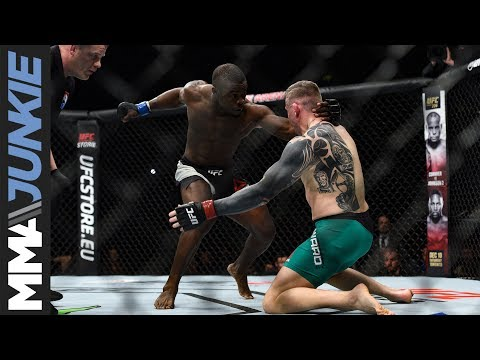 The accidental assassin: Abdul Razak Alhassan on his reluctant path to the UFC