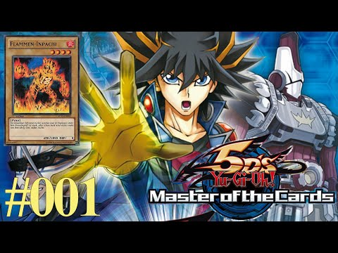 Let's Play Yu-Gi-Oh! 5D's Master of the Cards #001 - Gibts hier auch Animationen!?