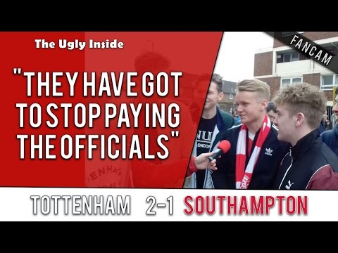 """They have got to stop paying the officials"" 