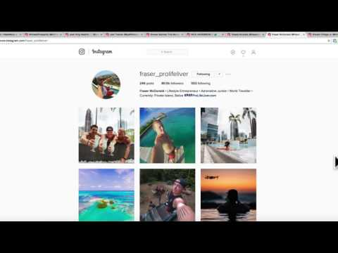 How To Grow Your Instagram Account To 100,000 Followers In 30 Days!