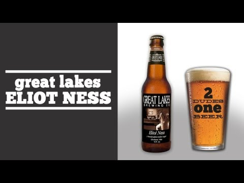 Great Lakes Eliot Ness | BEER REVIEW