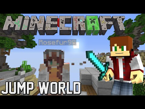 Minecraft PvP #35 » JumpWorld 2.0 Together