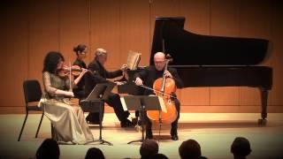 Brahms: Trio in B Major, Op.8 - III. Adagio & IV. Allegro | Rabinova, Bagratuni, Votapek