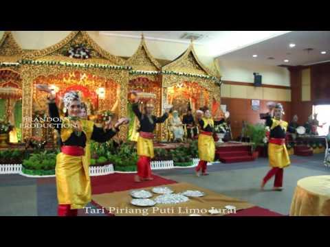 Tari Piring Sumatra Barat dari Sangar Puti Limo Jurai