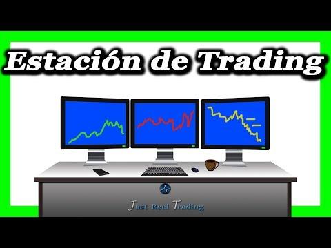 Estación de Trading. El Equipo que Necesitas para hacer Trading con Éxito // Josan Trader