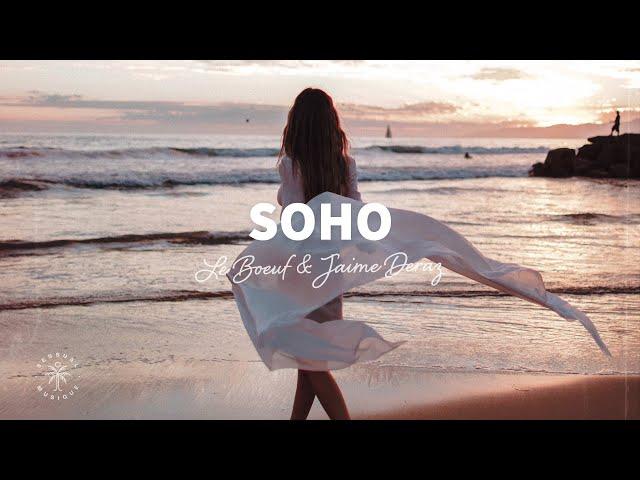 Le Boeuf & Jaime Deraz - Soho (Wasted With You) [Lyrics]