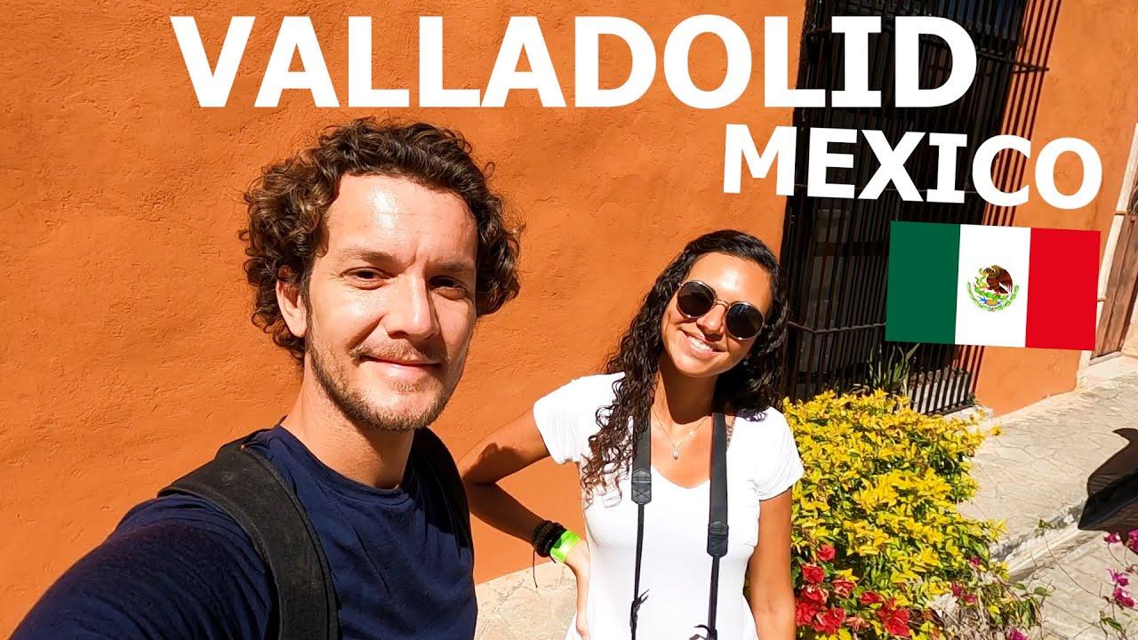 MEXICO'S COLORFUL PUEBLO MAGICO! 🇲🇽 VALLADOLID TOUR