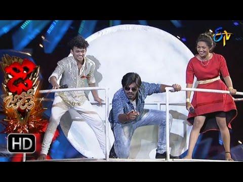 Sanketh and Priyanka Performance | Dhee Jodi | 12th April 2017 | ETV Telugu