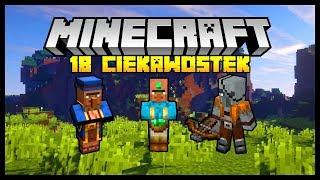 18 Nieznanych Ciekawostek o Minecraft!