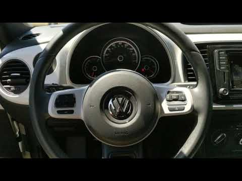 Used 2016 Volkswagen Beetle Dallas TX Garland, TX #V190506A - SOLD
