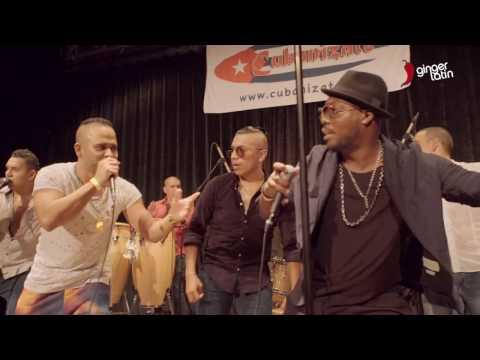 """Barbaro Fines y Su Mayimbe """"El Tren Bala"""" with FClan - 2016"""