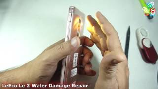 LeEco Le 2 Water Recovery 3 Main Problems Remains