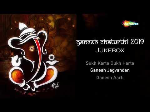 non-stop-shri-ganesh-aartis-|-ganesh-ustav-special-|-गणेश-उत्सव-2019