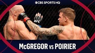 Conor McGregor vs Dustin Poirier: Poirier stuns McGregor for 2nd round TKO | UFC 257 | CBS Sports HQ