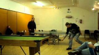 Download Dave vs Barcley - Ping Pong!! MP3 song and Music Video