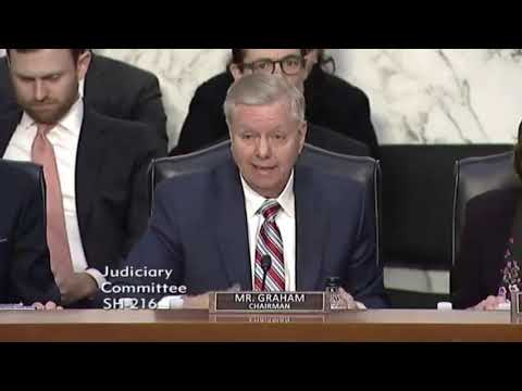 Lindsey Graham Questions His Low Ratings From The NAACP 1/16/19