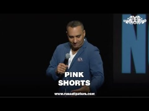Pink Shorts | Russell Peters