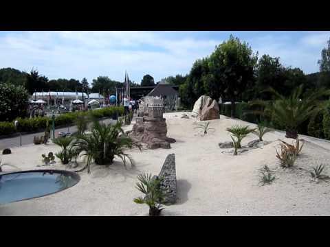 Tourist guide - Minimundus parc
