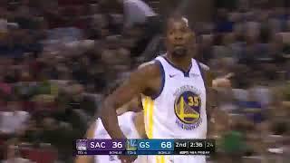 33f18a1a2835 Kevin Durant (26 points) Highlights vs. Sacramento Kings