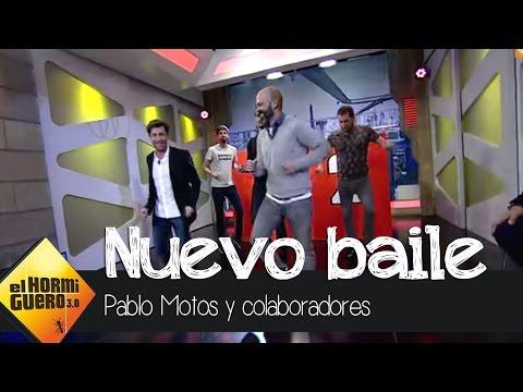 Nuevo baile en El Hormiguero 3.0