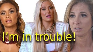 Attorney Ronald Richards to find Erika's assets! Gizelle & Wendy RHOP feud heats up + Jill RHONY