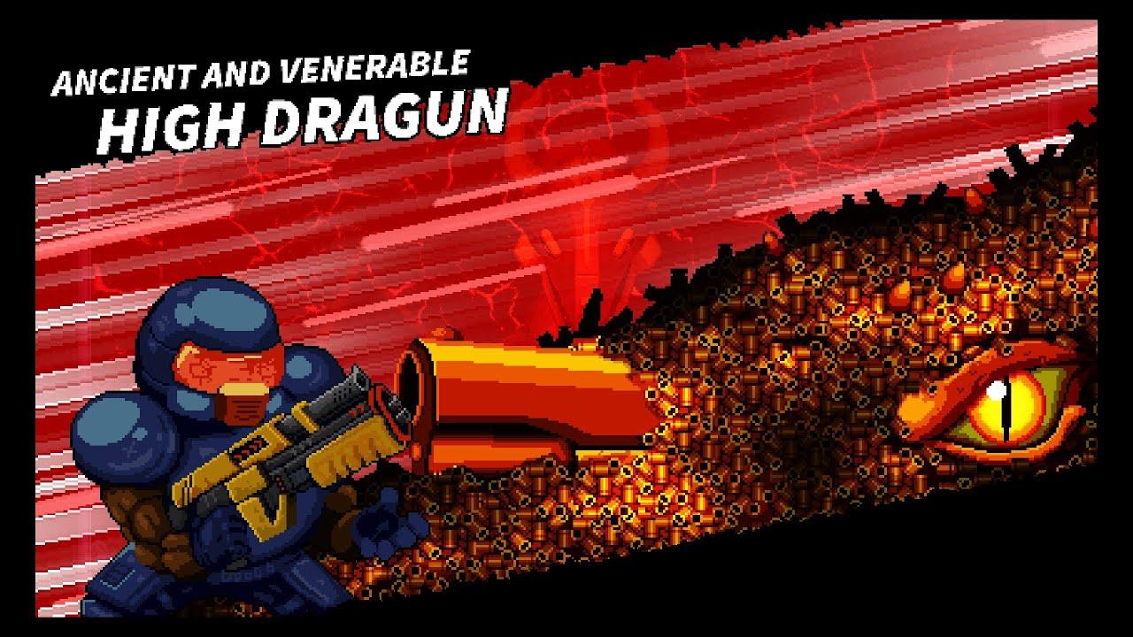 High Dragun - Official Enter the Gungeon Wiki