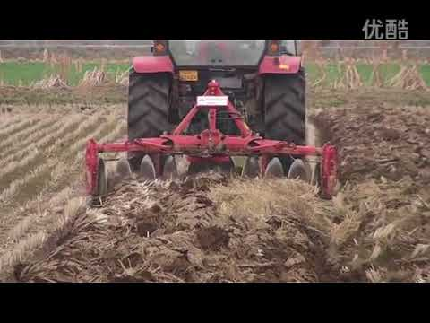 China High Efficiency Tractor Plow