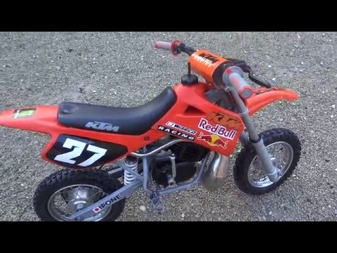 Ktm 50 sx JR 2001