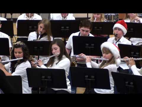 """""""First Christmas Overture"""" arranged by John O'Reilly"""
