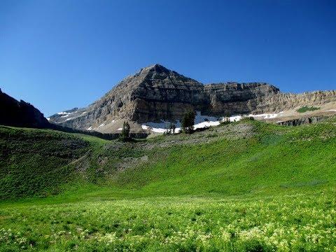 Mount Timpanogos - Wasatch Mountains