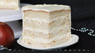 САМЫЙ НЕЖНЫЙ ЯБЛОЧНЫЙ ТОРТ очень простой рецепт вкусного торта Tasty apple cake recipe