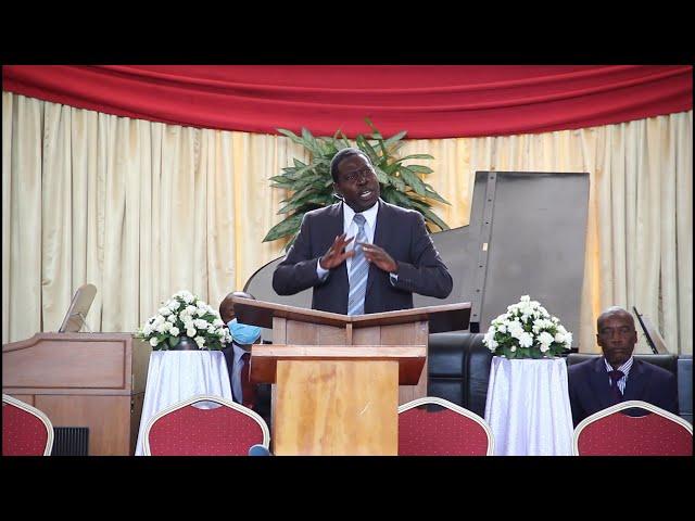 Sabbath Worship - Main Service Sermonette
