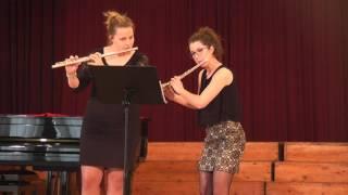 Valter Liza - Kistamás Anna (flute duo)